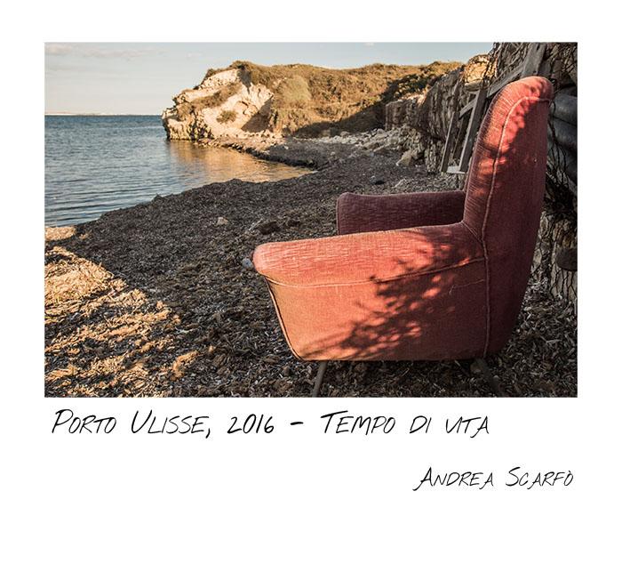 2016, porto Ulisse - tempo di vita