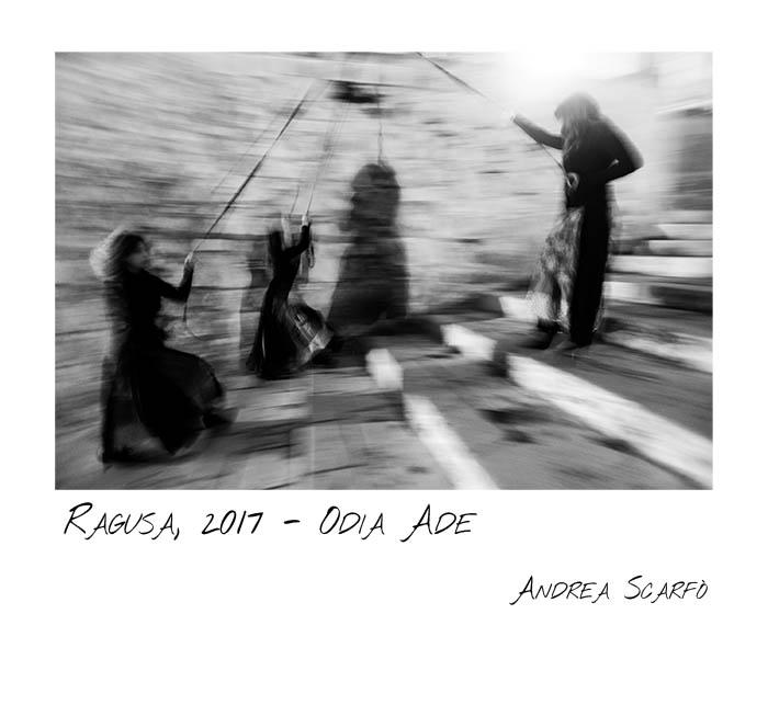 2017, ragusa - odia ade